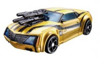 Transformers News: Transformers Prime Robots in Disguise Deluxe Bumblebee review