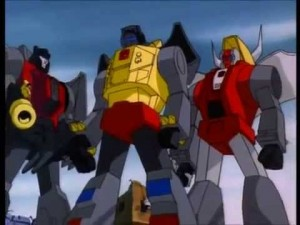 Sunbow Transformers 'War of the Dinobots' - Deleted Scene Audio