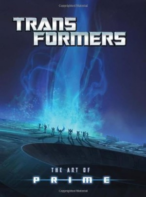 Transformers News: Transformers - Art of Prime Hardcover Preview on Amazon