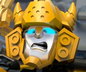 Transformers News: Transformers Construct-Bots: Strength!