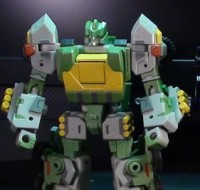 Toy Images of Warbot Defender