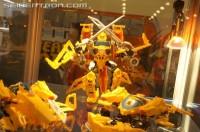 Transformers News: Video Reviews: Transformers Constructbots Triple Changers Bumblebee & Blitzwing, Elites Optimus Prime & Megatron