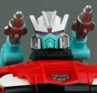 Transformers News: New Images of 2010 Botcon Rapido