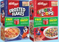 Transformers News: Kellogg's Free Toy Campaign Returns to Canada
