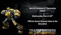 Transformers News: Transformers: Fall of Cybertron Gameplay Trailer and Release Date Tomorrow