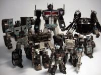 Transformers News: Takara Tomy Masterpiece MP-10B Black Convoy Image
