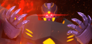 Transformers News: New Clip From Power of the Primes Featuring Requiem Blaster
