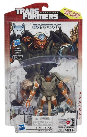 Official Rattrap And Tankor In Package Images