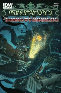 Transformers News: IDW's February 2012 Transformers Solicitations