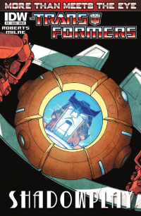 Transformers News: Transformers: More Than Meets The Eye Ongoing #11 Preview