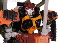Transformers News: New Toy Gallery: Voyager Bludgeon