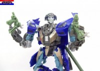 Transformers News: Transformers DOTM Deluxe Que / Wheeljack High Quality In-hand Images