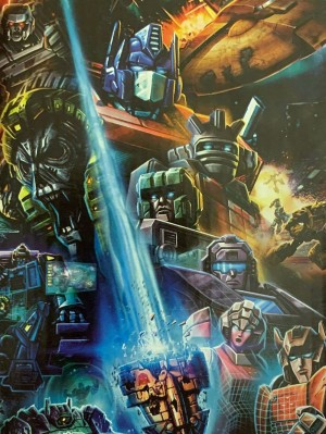 Transformers News: Earthrise packaging artwork features several leaked Transformers plus new secret messages!
