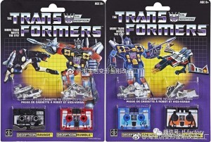 Official Images of 2019 G1 Cassette Reissues with Laserbeak, Ravage, Rumble and Frenzy