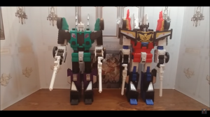 Transformers News: Video Review of Takara Tomy Transformers Legends LG-EX Greatshot