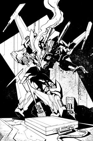 Sneak Peek - IDW Transformers: More Than Meets the Eye #38 iTunes Preview