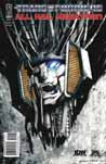Transformers News: 5 page preview of Transformers: All Hail Megatron #14 from IDW Publishing