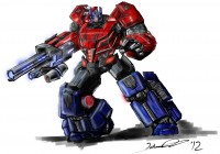 Transformers News: Creative Roundup, July 15 2012