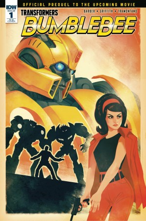 Transformers News: Review of IDW Transformers Bumblebee: From Cybertron with Love #1