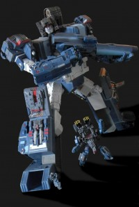 Transtopia Masterclass - Last Stand Of The Wreckers Fortress Maximus