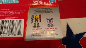 Transformers News: First Image of Robots in Disguise 2015 Shocknado