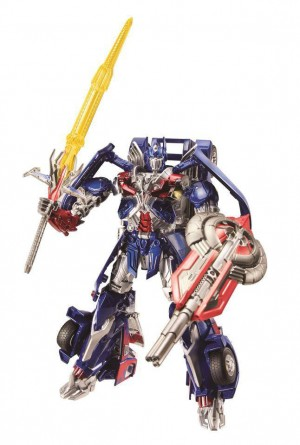 Transformers News: Official Images of Transformers: Age of Extinction Optimus Prime