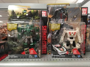Multiple Transformers Combiner Wars Figures Appearing at Marshalls and Winners
