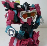 Transformers News: More Images of Hasbro's Deluxe, Reveal the Shield Perceptor