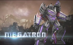 Transformers News: Transformers: Rise of the Dark Spark Videogame - New Megatron Trailer