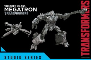 Transformers News: Video Review for the New Transformer Studio Series 54 Voyager Megatron