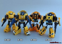 Renderform RF-006 Gold Scout Preorders Now Open