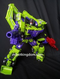 Transformers News: New Images of TFC Toys Mad Blender, Neck Breaker, and Fully Combined Hercules