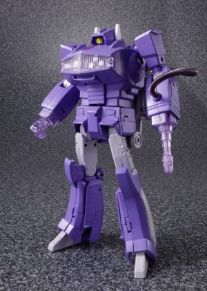 Ages Three and Up Product Updates April 7: MP Shockwave, MP Hot Rodimus, UW Devastator And More