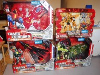Wal-Mart Exclusive Red Powerglide, Skyfall, Hardhead and the Fury of Fearswoop hit retail