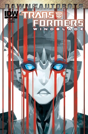 Transformers News: Transformers: Windblade #3 (Dawn of the Autobots) Cover Revealed