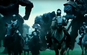 Transformers News: New TV Spot for Transformers: The Last Knight - 'Fight'