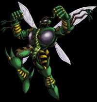 Transformers News: BotCon 2011 Coverage - Hall of Fame Winner: Waspinator