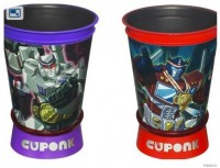 New York Comic Con Exclusive: Optimus Prime and Megatron Cuponk Cups