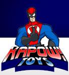 Kapow Toys Newsletter