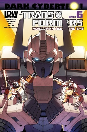 Transformers News: IDW Transformers January Comics Solicitations