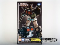 Transformers News: TF Source video review for Black MP Convoy