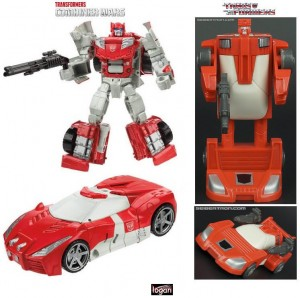 Comparisons Between Transformers Combiner Wars and Unite Warriors Computron with G1 Toys