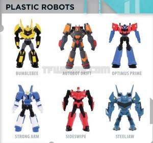 Transformers News: Images and Info on Licensed Transformers Toys from Simba Smoby to be Released in 2017: Movie & RID