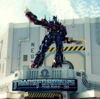 "Transformers News: Universal Orlando Resort ""Optimus Priming"" Contest"