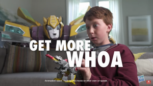 First Promo Clip for Transformers Cyberverse Action Attackers