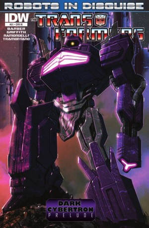 Transformers News: IDW Transformers: Robots in Disguise #21 Review