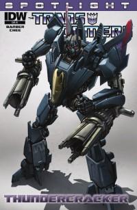 Retrospective Reviews - Transformers Spotlight: Thundercracker
