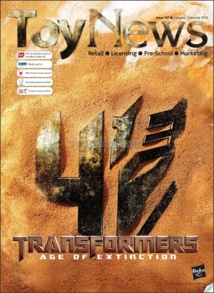 Transformers News: UK Toy Fair to Showcase New Merchandise for 30th Anniversary and Transformers 4