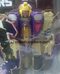 Transformers News: In-Package Images: Transformers Generations Voyager Blitzwing & Springer, Legends Optimus Prime with Roller & Bumblebee with Blazemaster