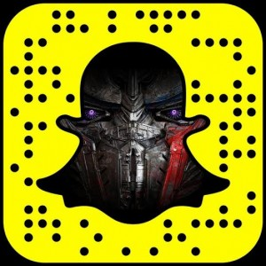 Transformers: The Last Knight Snapchat Created Plus Reveal to Come Via Snapchat in 5 Days